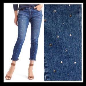 GAP Best Girlfriend Jeans studded